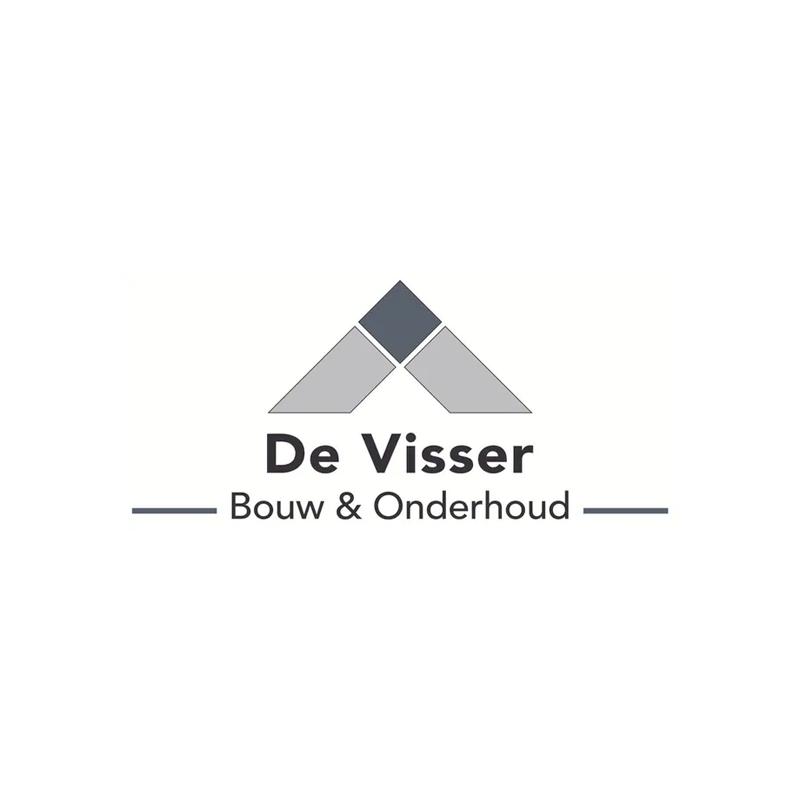 Logo De Visser Bouw en Onderhoud